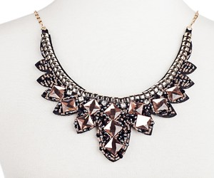 bib necklace, necklace for women, and fashion necklace image