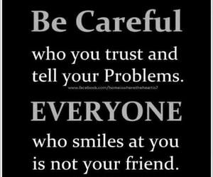 quote, friends, and trust image
