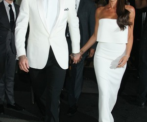 victoria beckham, couple, and David Beckham image