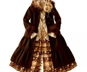 clothes, coat, and costume image