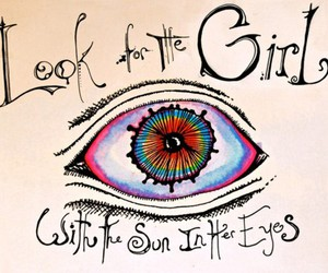 eyes, eye, and quotes image