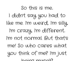 crazy, me, and silly image