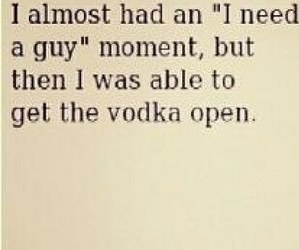 quote, alcohol, and drink image