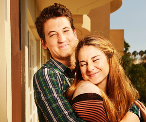 miles teller, Shailene Woodley, and the spectacular now image