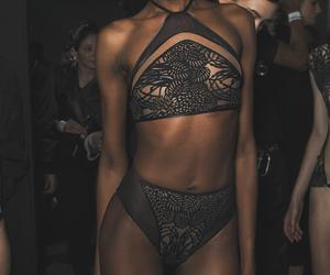 model, fashion, and maria borges image