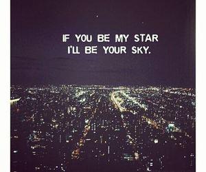 sky, star, and you image