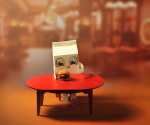 food, table, and cute image