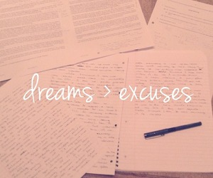Dream and study image
