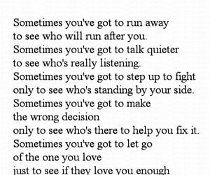 love, quotes, and sometimes image