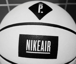 Basketball and nikeair image