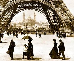paris, vintage, and antique image
