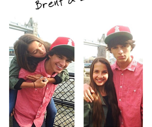 beaut, london, and bro and sis image