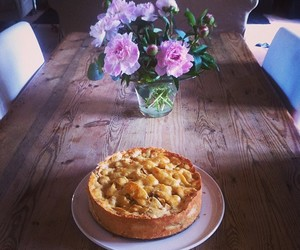 dutch, flowers, and foodie image