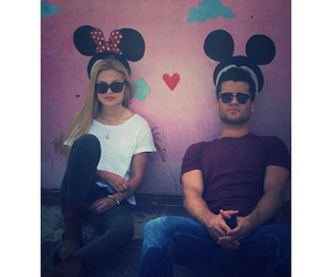 disney and olivia holt image