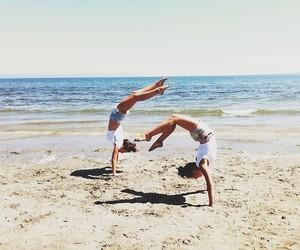 beach and fun image