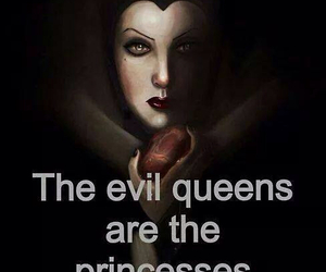 princess, evil, and Queen image