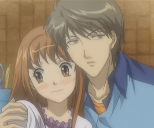 anime, itazura na kiss, and couple image