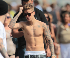 justin bieber, Hot, and sexy image