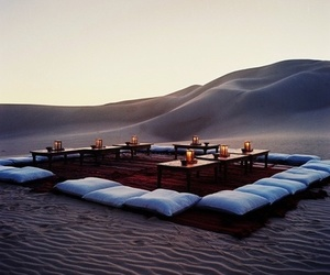 desert and paradise image