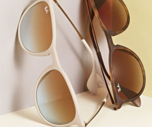 accessories, ray-ban, and stylish image