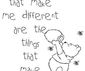 quotes, winnie the pooh, and me image
