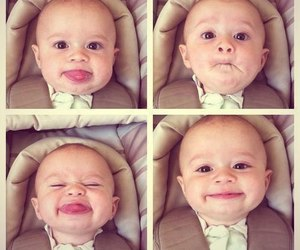 baby, cute, and funny image