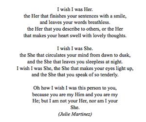 couple, feelings, and poem image