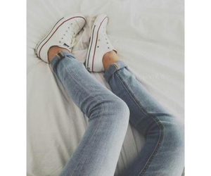 converse, style, and girl image
