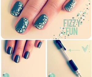 diy, nail art, and do it yourself image