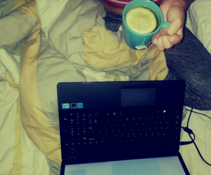 cold, tea, and blankets image