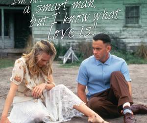 forrest gump, movie, and love image
