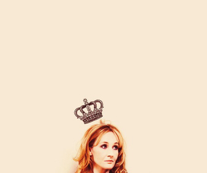 harry potter, jk rowling, and Queen image