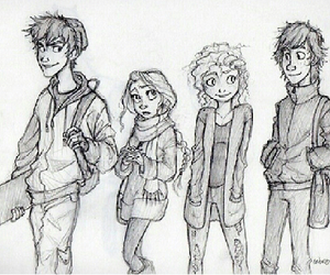 merida, jack frost, and hiccup image