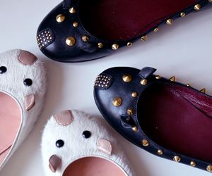 fashion, marc jacobs, and flats image
