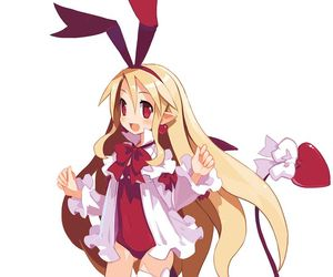 character, flonne, and disgaea d2 image