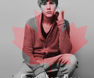 canada, JB, and justin bieber image