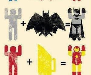 batman, spiderman, and ironman image