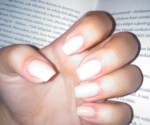 book, nail, and fault in our stars image
