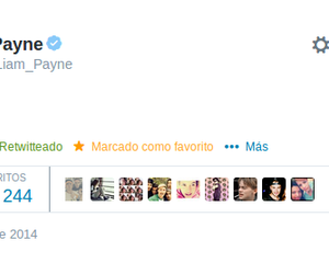 te amo, liam payne, and one direction image
