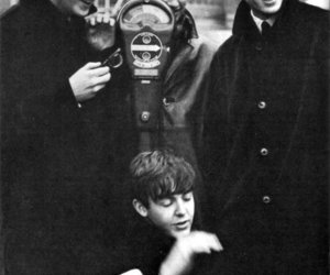 beautifull, the beatles, and boys image