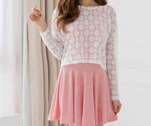 beautiful, clothes, and skirt image