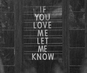 love, quotes, and know image