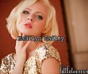 music, madilyn bailey, and littleteenworld image