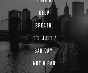 bad, breath, and day image