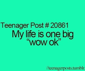 teenager post, quote, and tumblr image