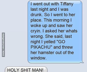 funny, hilarious, and pikachu image