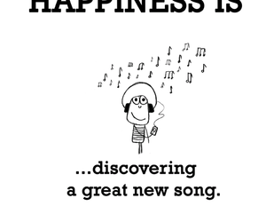 happiness, music, and song image