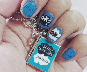 nails, book, and tfios image
