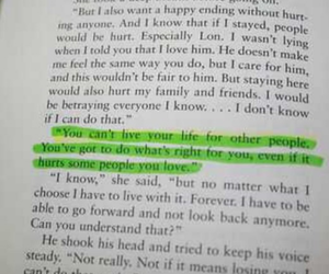 life, nicholas sparks, and quotes image