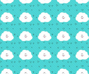 adorable, clouds, and funny image